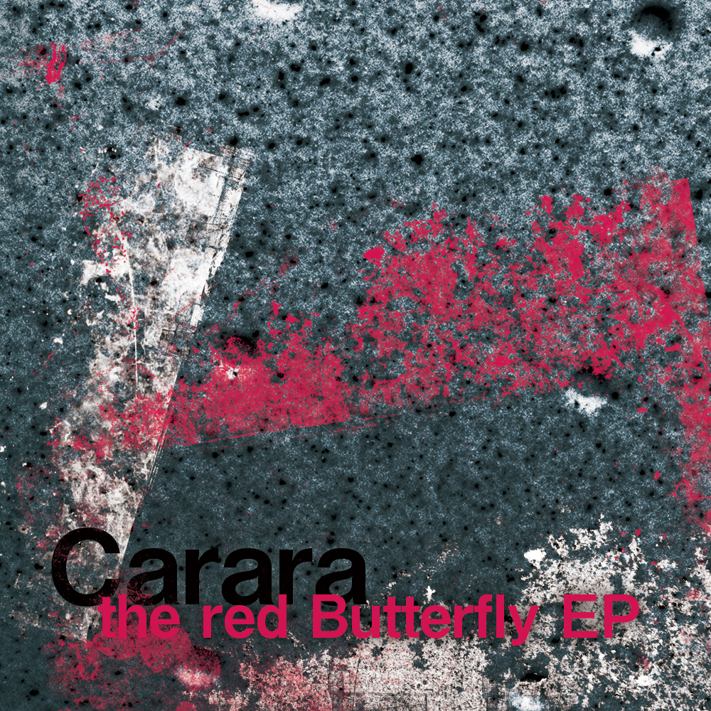 Carara / The red butterfly EP (AN015)