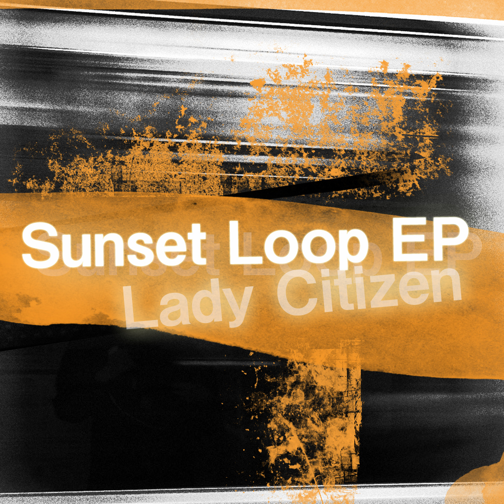 Lady Citizen / Sunset Loop EP (AN016)