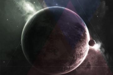 Christian Scalas –  La terra vista da lassù